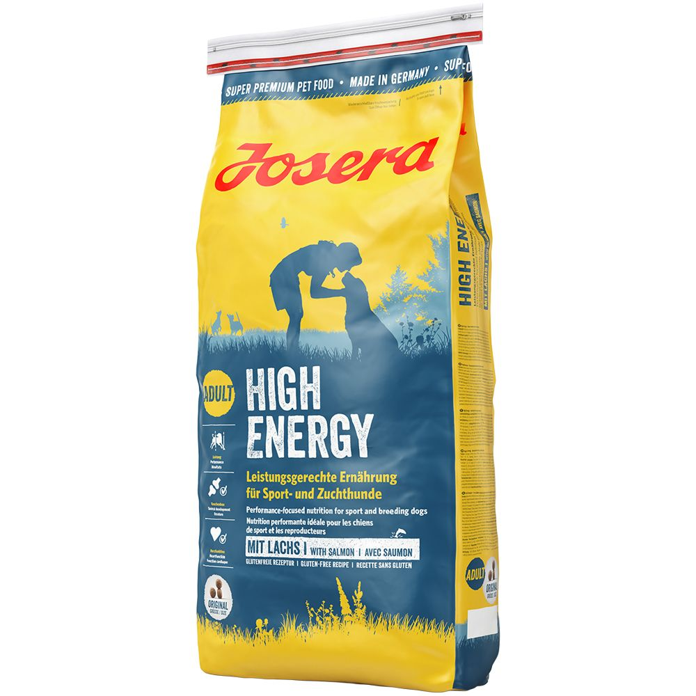 Josera High Energy - 15 kg