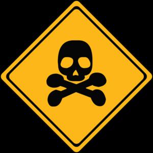 Vorsicht giftig
