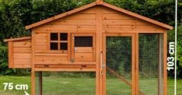 Hühnerstall selber bauen