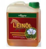 Hippolyt St. Leinöl 5ltr. 6,88€/l Haut Fell kaltgepresst Pferd Energie Öl